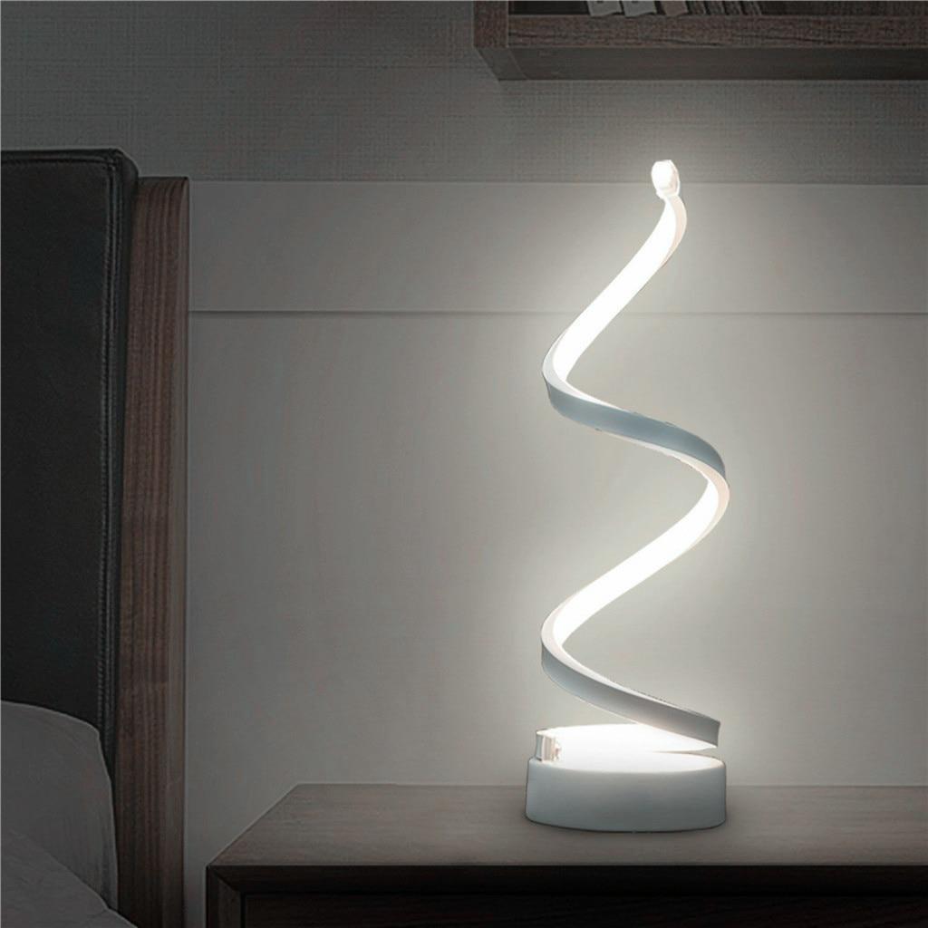 Warm LED Desk Lamp Dimmable Eyecare Reading Lamp Folding Control Table Lamp LED Night Light Lamp Bedroom Garden Decor MAR15