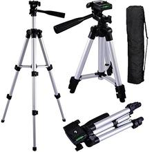 Aluminum Camera Tripod Monopod Mount Holder