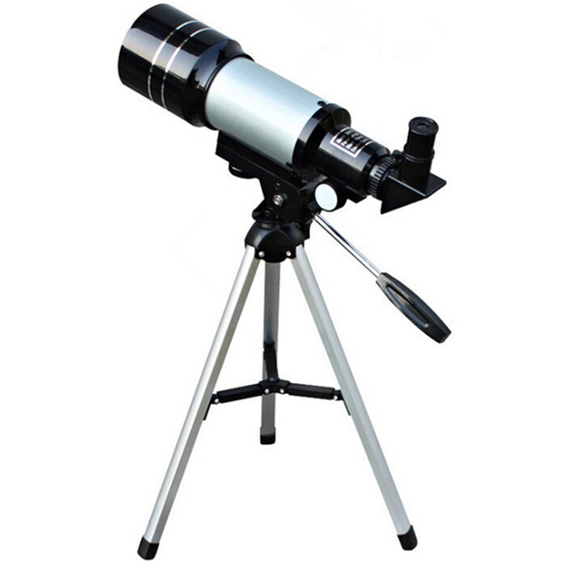 Professional Telescope Astronomical Monocular With Tripod Refractor Spyglass Zoom High Power Spotting Scopes Powerful Monoculars jiehe high quality cf350 60mm monocular space astronomical telescope with tripod powerful zoom monouclar telescope high times