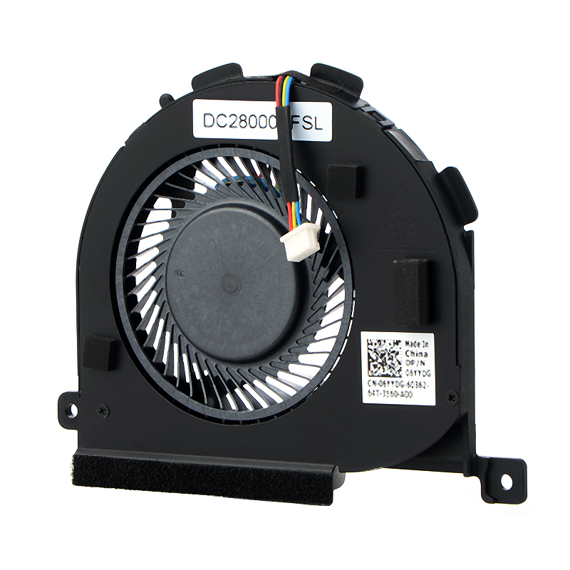 Notebook Computer Replacements Cpu Cooling Fans Fit For DELL E5450 Laptops Cooler Fan