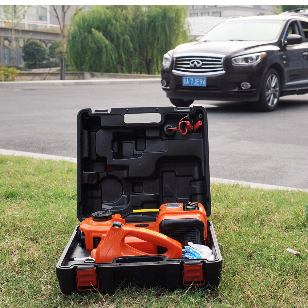Free And Fast  Shipping High Standard In Quality Electric Portable Car Hydraulic Jack Sale
