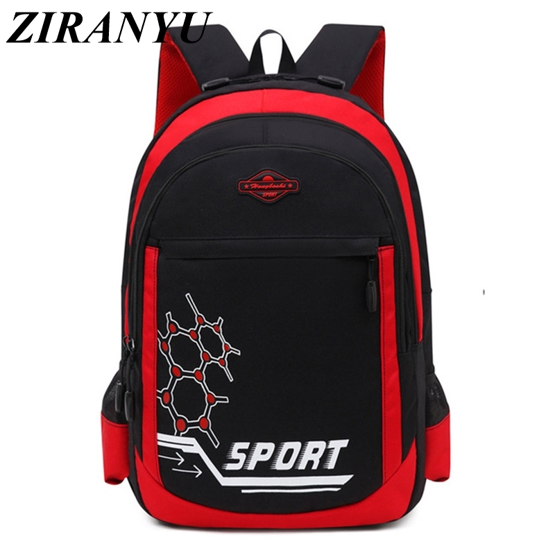 2019 New Children School Bags Waterproof Orthopedic Backpacks For Boys School Backpack Primary Schoolbag Mochilas Infantil
