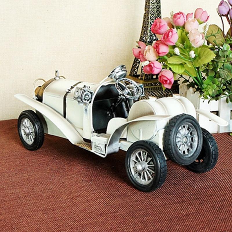 New Vintage Home Decoration Bubble Car Model Toy Educational ...
