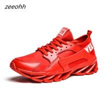 Оригинальный Новое поступление Аутентичные Для мужчин дышащие Баскетбол обувь Спорт на открытом воздухе кроссовки вразлёт, плетение сетки Баскетбол обувь Для мужчин