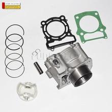 CYLINDER/GASKETS/PISTON/RINGS/PIN/CIRCLIP FOR HS500/HISUN 500CC ATV /STELS 500 ATV CYLINDER BODY ENGINE PARTS