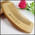 Nueva Utilidad Melocotón Peines De Madera Sin estática Masaje Cepillo de Pelo Herramientas de Peinado Del Cabello Peine de Madera