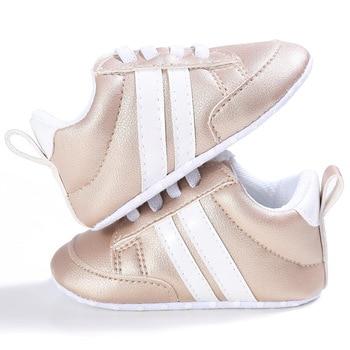 a93c4ef2e Новинка 2019 года, детская обувь на весну и осень для детей возрастом от 0  до 1 года, спортивная обувь для отдыха с мягкой подошвой для мальчиков.