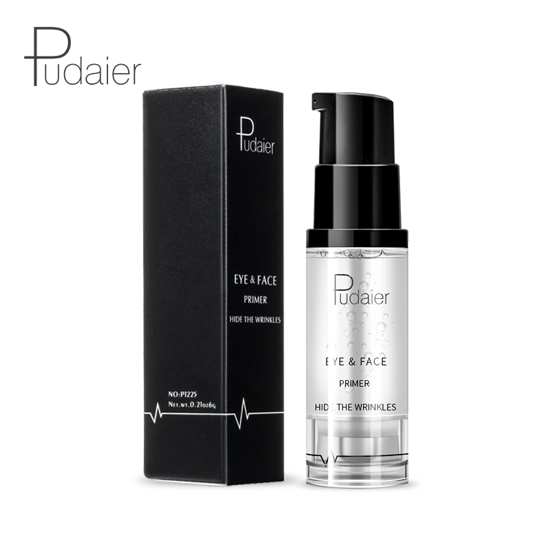 Pudaier 2018 Hot Face Base Primer Eyeshadow Primer Makeup Natural Nude Moisturizer Foundation Primer Oil-control Cosmetics