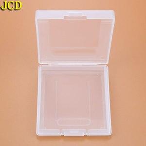 Image 1 - JCD 1 adet Plastik Oyun Kartuşu için GBC GBP Nintendo GameBoy Renk Oyun Kartı Kartuş kutusu 75 x 65x15mm