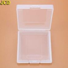 JCD 1 pcs Cartuccia di Gioco di Plastica di Caso per GBC GBP per Nintend GameBoy Giochi di Carte di Colore scatola di Cartucce 75 x 65x15mm