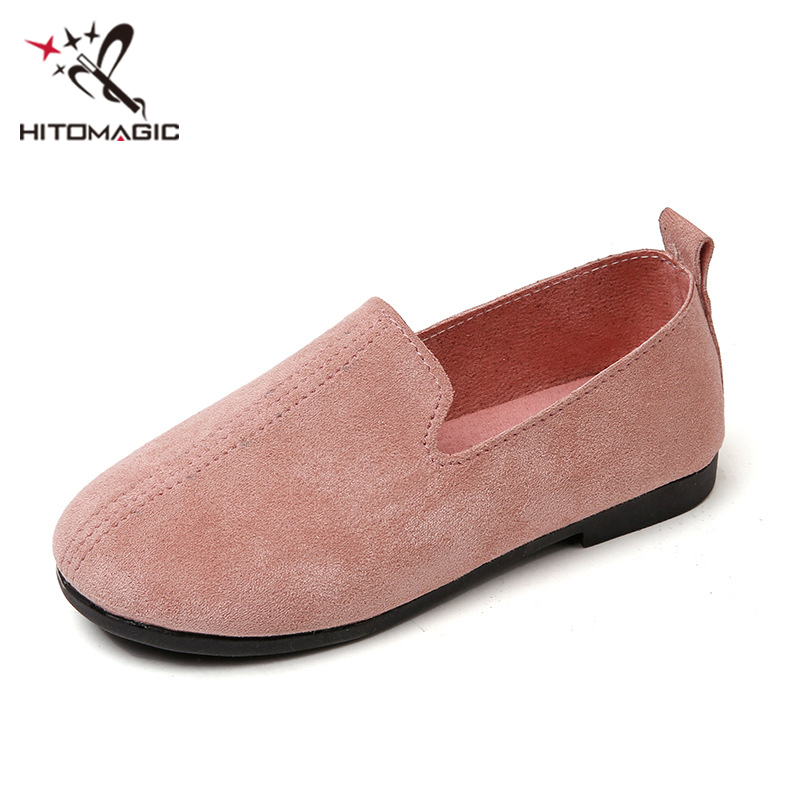 HITOMAGIC 2018 Girls Casual Shoes For Boys Shoes Sneakers Children Footwear  Brand Moccasins Girl Boy Kids ea6bcc542072