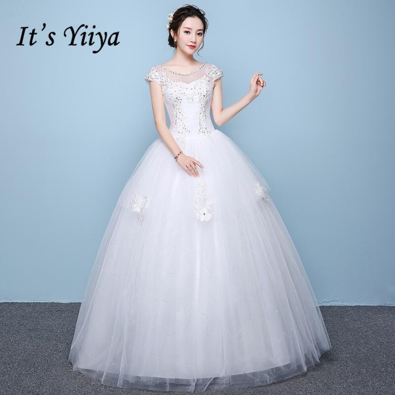 Popular Wedding Dresses Promotion Shop For Promotional Popular