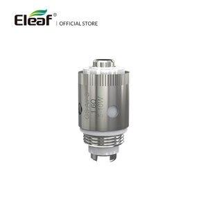 Image 5 - Original Eleaf GS Air Coil Head GS Air M Pure Cotton 0.75ohm/1.2ohm For GS Air Atomizer Replacement Coil Electronic Cigarette