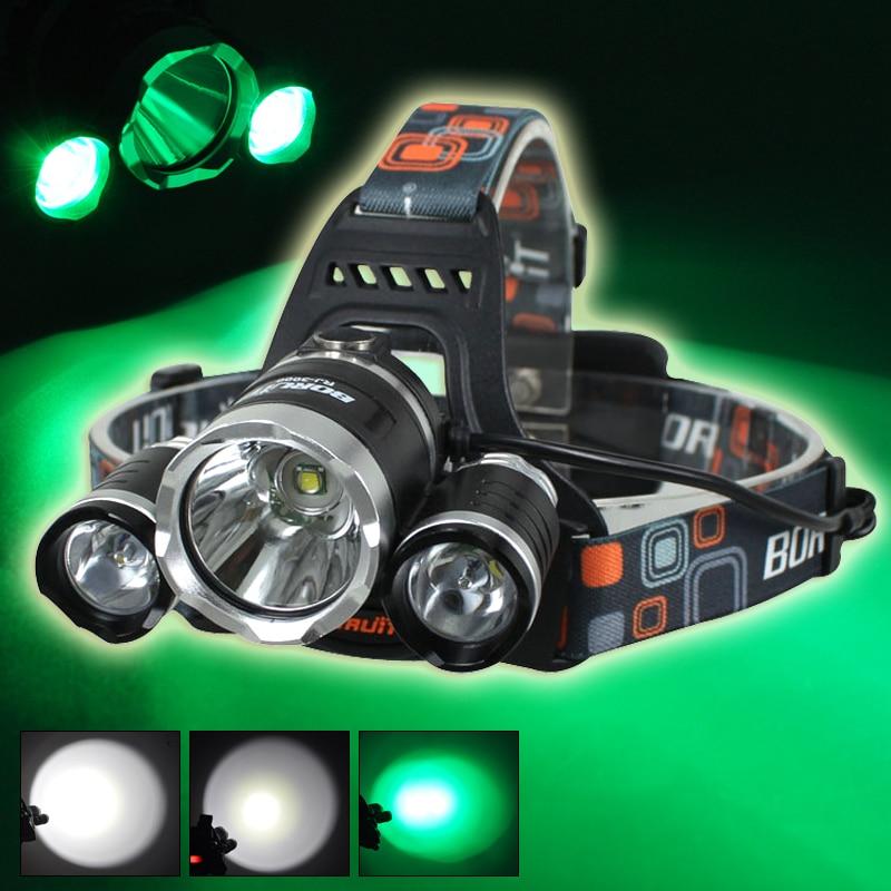 green led headlamp promotion-shop for promotional green led, Reel Combo