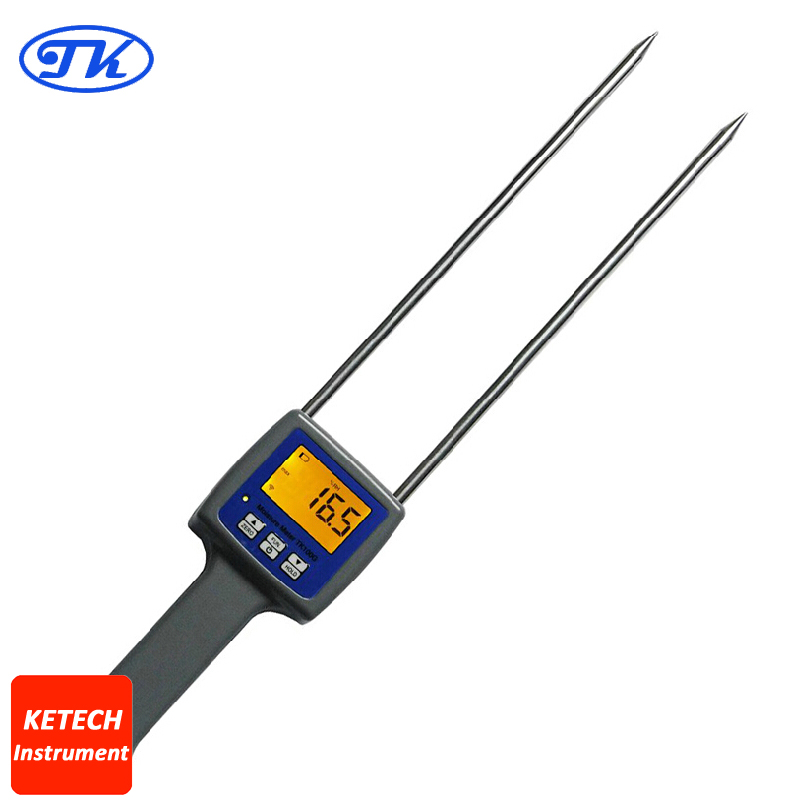 Wheat,Maize,Soya Beans,Paddy, Rice,Barley Moisture Meter Tester TK100G цена