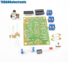 ICL8038 Monolithic Function Signal Generator Module DIY Kit Sine Square Triangle font b electronic b font