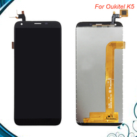100% Tested OK For Oukitel K5 LCD Display+Touch Screen Screen Digitizer Assembly Repair Parts LCD Glass Panel