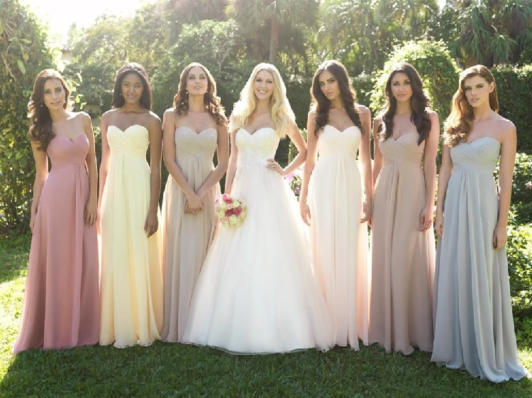 Online Get Cheap Bridesmaid Dresses Free Shipping -Aliexpress.com ...