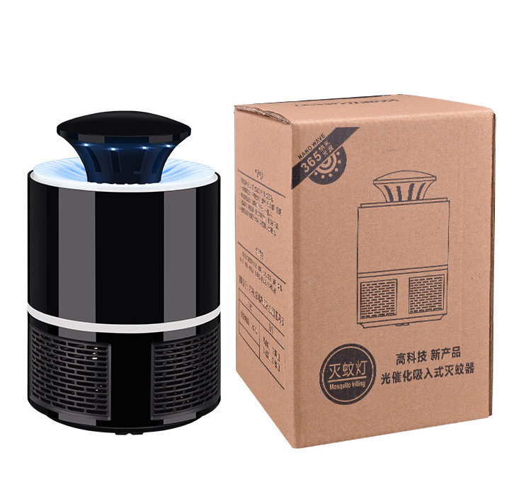 USB Electronics Mosquito Killer Trap Moth Fly Wasp LED Nights