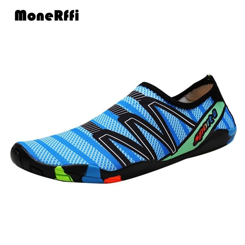 MoneRffi/кроссовки унисекс; обувь для плавания; водонепроницаемые спортивные пляжные шлепанцы для серфинга; обувь для мужчин и женщин; пляжная обувь; быстросохнущая обувь; 2019|Обувь без каблука|   | АлиЭкспресс