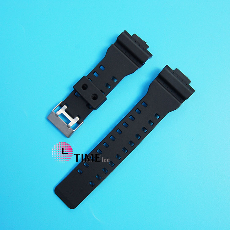 New Replacement Matte Silicone Watch Band  Strap For CASIO GA-100/GA-300/GA-110/GA-120/G-8900  Driving Sport Watchband