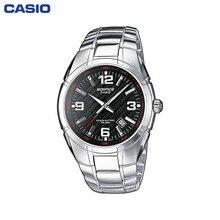 Наручные часы Casio EF-125D-1A мужские кварцевые на браслете
