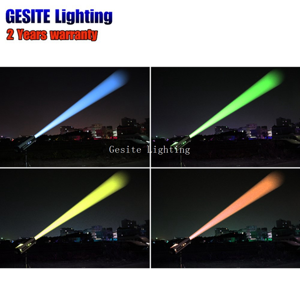 440W Fresnel COB LED Follow Spot Focus light stage light
