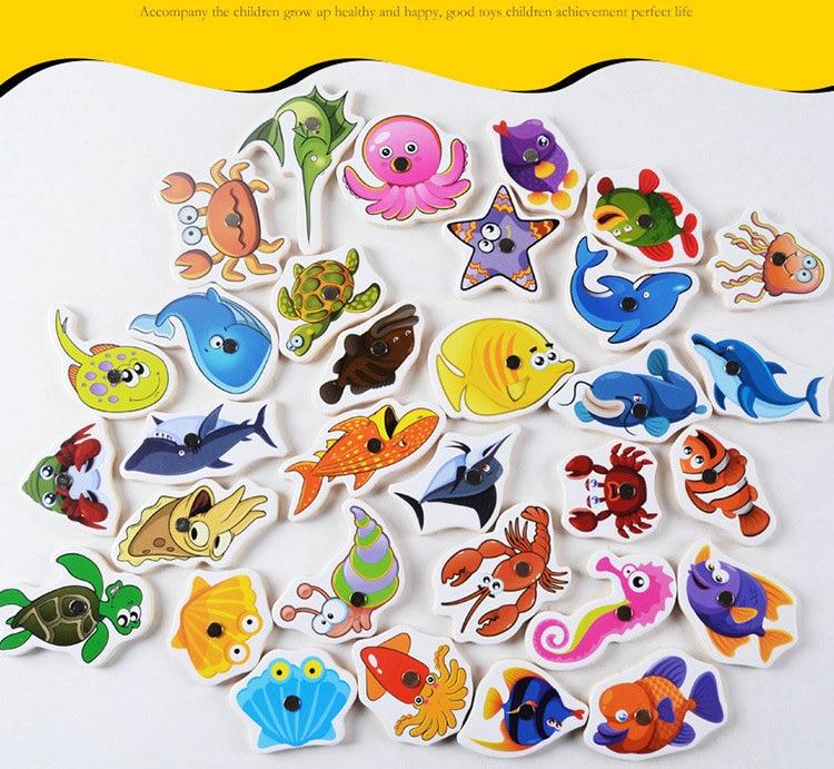 Envío gratis juego de pesca de cognición biológica marina para - Deportes y aire libre - foto 5