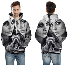 Fashion Spring Autumn Hoodies