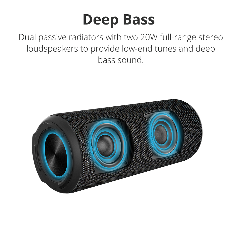 Bluetooth Speaker Portable 1