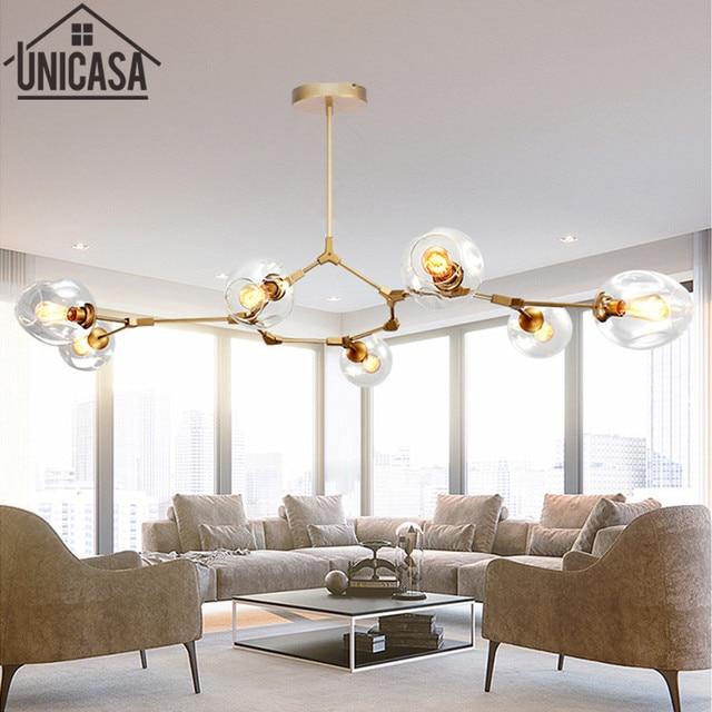 Gloden decklicht Moderne pendelleuchte küche für dekoration ...