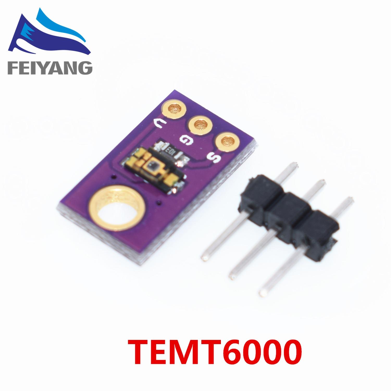 Energetic Temt6000 Light Sensor Professional Temt6000 Light Sensor Module Modern And Elegant In Fashion