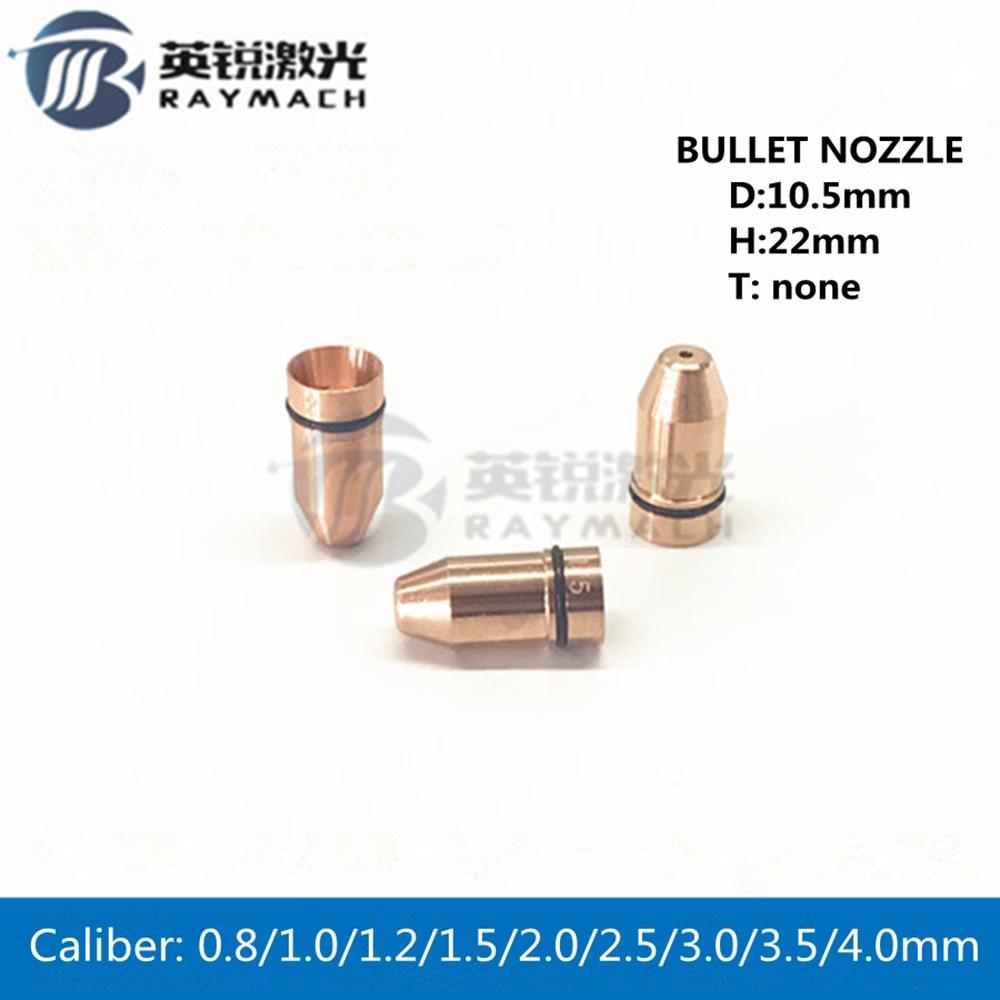 laser da fibra do calibre 0.8-4.0 dia.10.6mm
