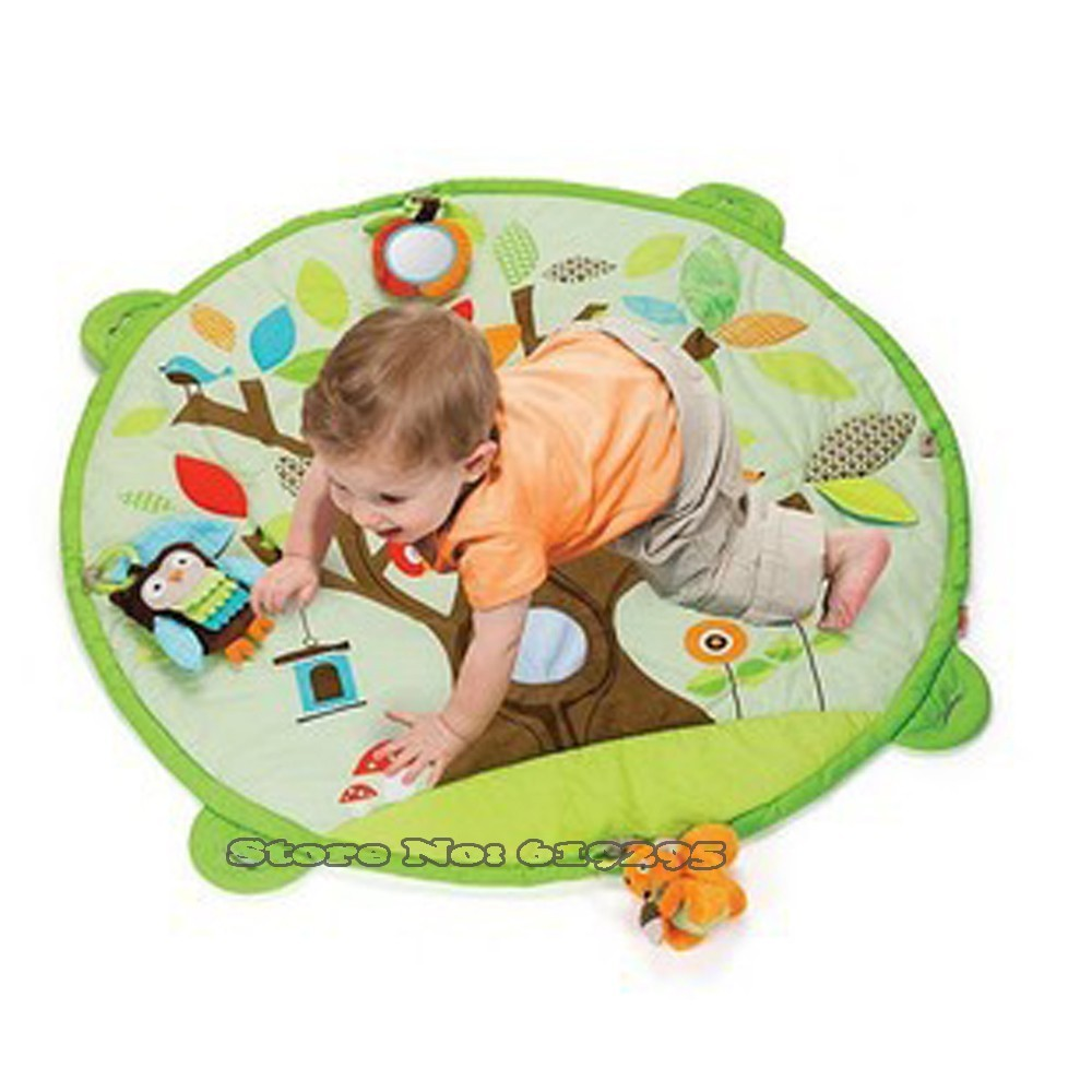 Kids Rug 90*55cm Baby Play Mat Soft Musical Mat Activity Gym Play Gym Kids Toys Soft Baby Toys Play Mat Baby Gym Developing Rug 7
