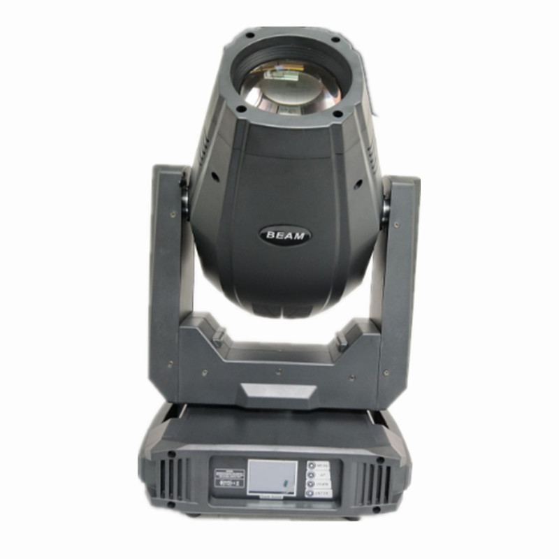 New arrive 300W led beam wash spot 3 in 1 moving head dmx dj stage light with 3pcs gobo wheels with zoom function disco lighting