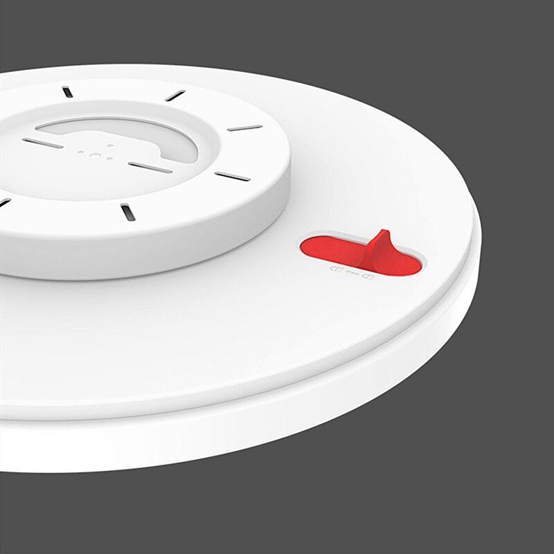 Yeelight conduziu a lâmpada de luz teto 450 quarto casa controle remoto inteligente bluetooth wifi com o assistente do google alexa mijia app xiaomi - 3