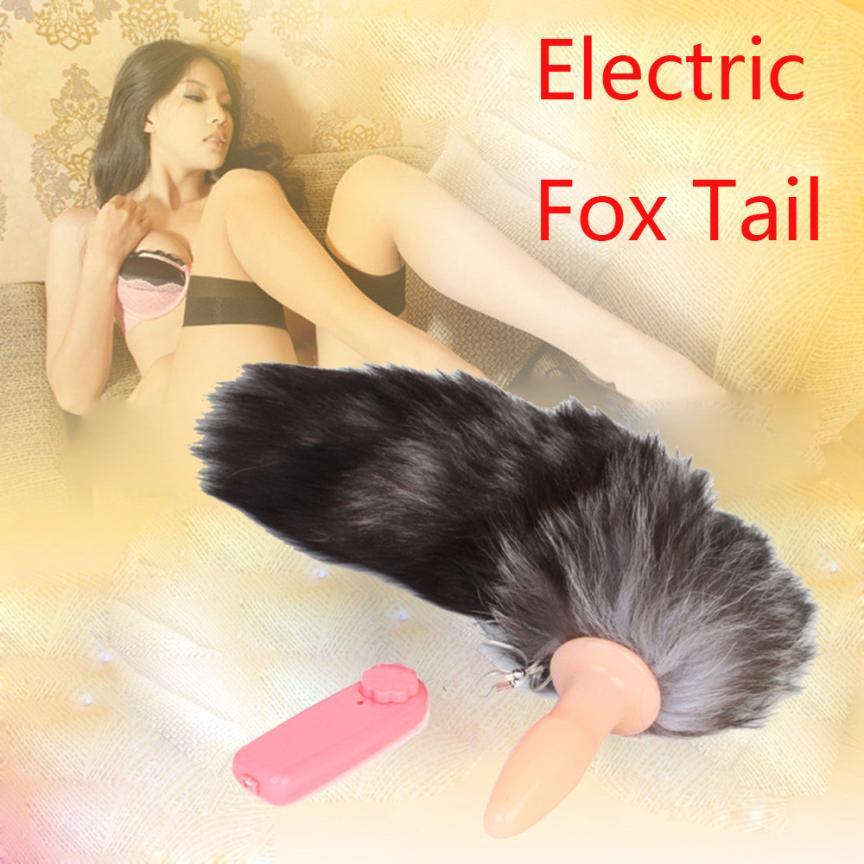 Tail vibrator