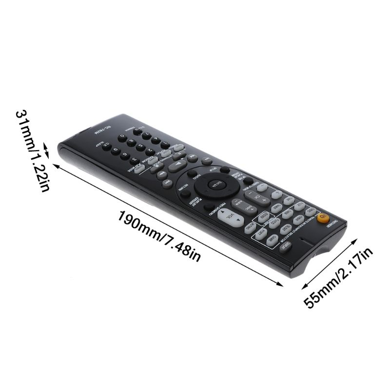 RC 762M Remote Control Contorller Replacement For Onkyo AV Receiver HT S3400 AVX 290 HT R390 HT R290 HT R380 HT R538 HT RC230