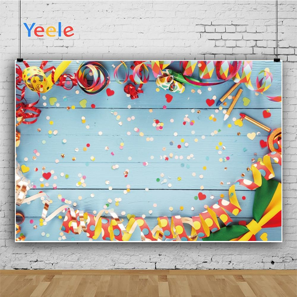 Yeele Christmas New Year Family Party Customized Photography Backdrops Personalized Photographic Backgrounds For Photo Studio in Background from Consumer Electronics