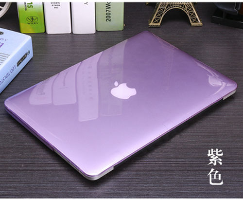 Crystal clear hard Cover Case For Macbook Air 11 13 Pro 13 15 Retina 12 13 15 inch Laptop bag for Mac Book pro 13 case transparent crystal plastic hard clear case cover skin for new macbook 12 retina free shipping