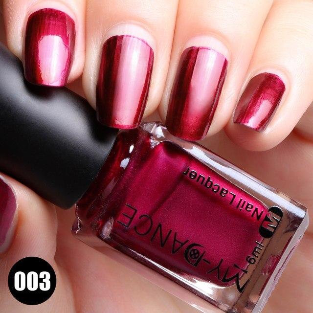 Tienda Online Fashion color Magic espejo metálico Esmaltes de uñas ...