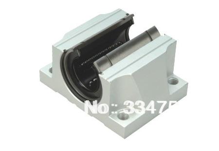 TBR16UU алюминиевый блок 16 мм шарикоподшипник линейного движения подшипник линейный ползун для TBR16 16 мм линейный направляющий рельс с ЧПУ части
