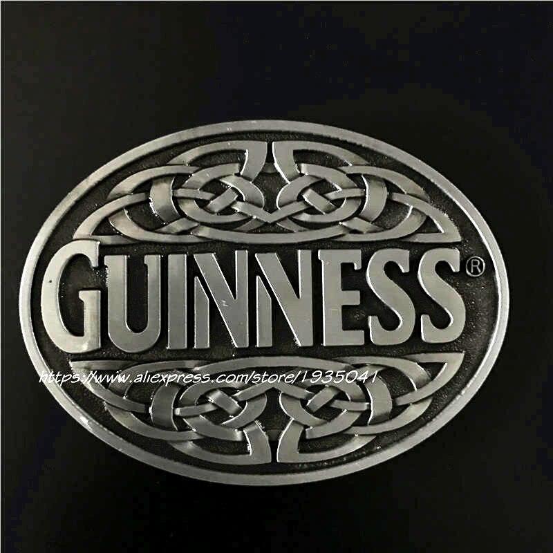 Guinness Keltic Knoten Gürtelschnalle Fit 4 cm Breiten Gürtel ...