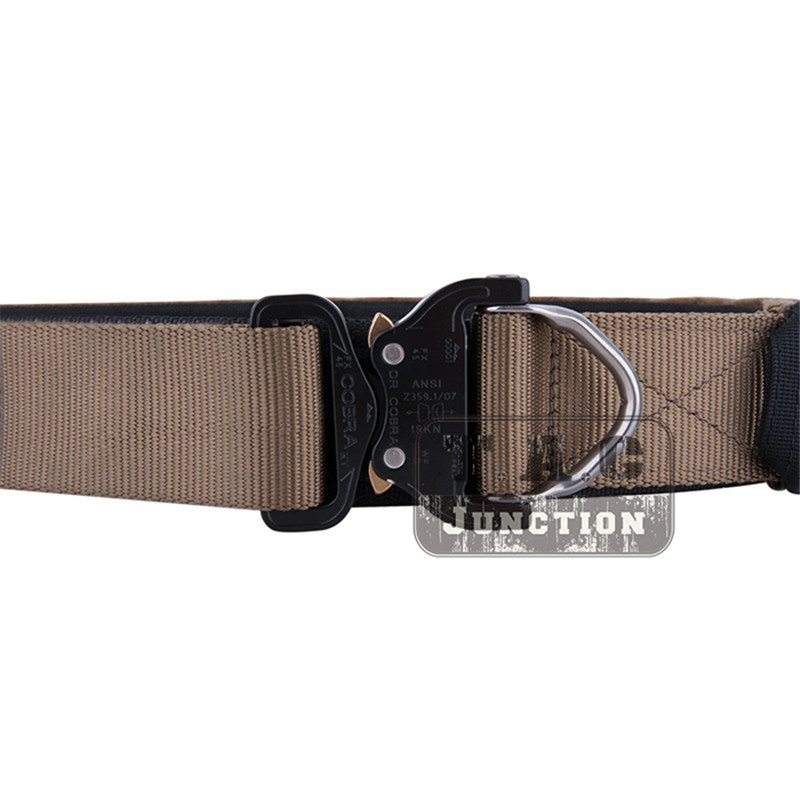 Emerson Tactical Cobra Buckle Combat Belt 1 75 inch and 2 inch Multi  Functional Duty Belts Patrol Rigger Belt Hunting