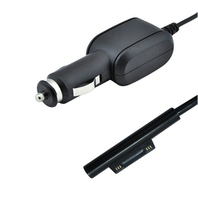 High Quality 12V 2 58A Car Cigarette Lighter Charger DC Magnetic Power Adapter For Microsoft Surface
