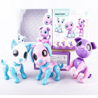 Intelligent Electric Dog Wireless Electronic Pet Remote Control Smart Robot Dog Educational Toys for baby kids Gifts