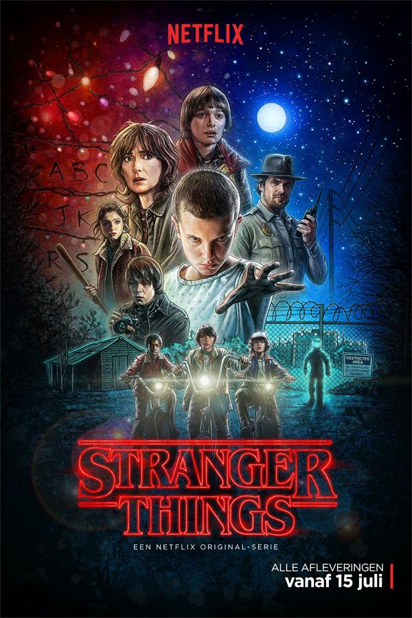 Us 68 Custom Canvas Wall Decor Stranger Things Poster Stranger Things Stickers Doctor Strange Wallpaper Benedict Office Decals 2757 In Wall