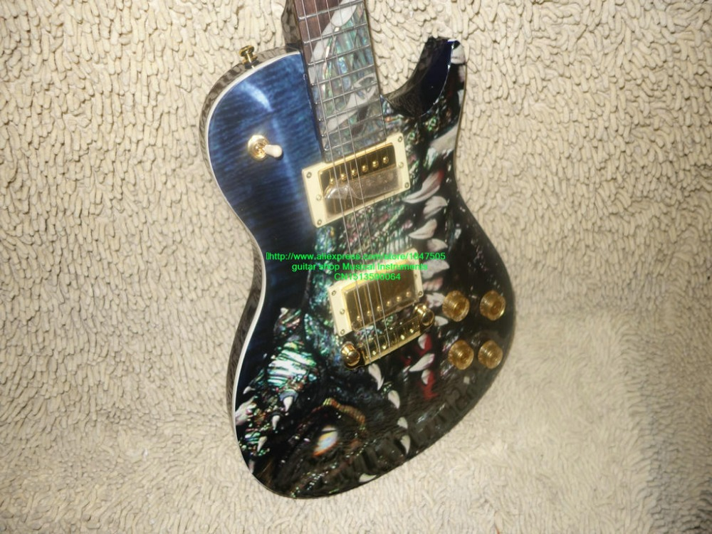 Custom Shop Dragon Model Electric Guitar New Arrival High Quality Wholesale guitars