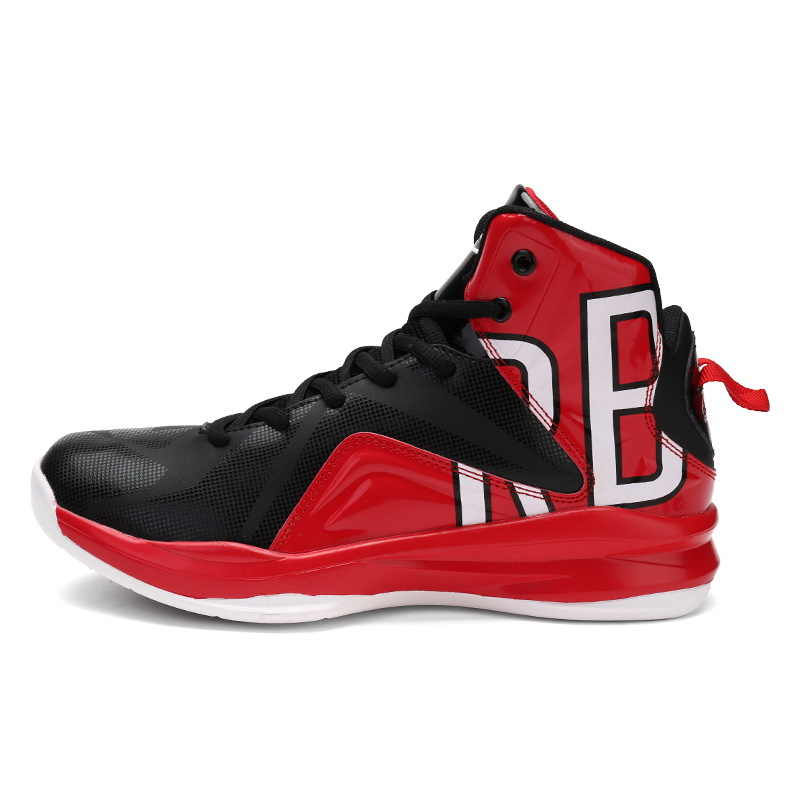 Men Basketball Shoes Sport 2019 Training Sneakers High Quality Basketball Boots Outdoor Boy Athletic Shoe Breathable Cool