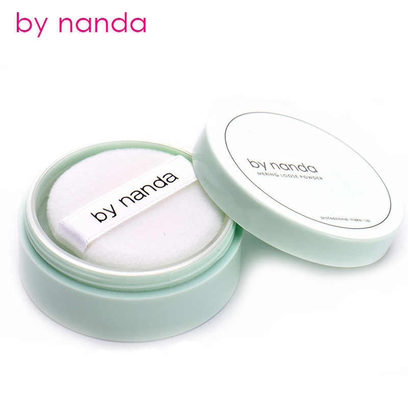 3 Color long lasting Translucent Loose Powder Makeup Face Foundation Base Finishing Powder Contour Setting Powder brighten
